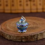 2018 Limited Alexandrite Slide Emperor Wholesale <b>Jewelry</b> Line S925 Pure Pendant Bluing Process Ga Box Can Open A New Gift