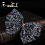 Special Brand Fashion Bowknot Hair Pins Clips Pearls Hair Accessories <b>Handmade</b> Barrettes <b>Jewelry</b> Gifts for Women FS16074