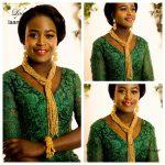 Brand Laanc Gold AB Crystal <b>Jewelry</b> Set Wedding 2017 Nigerian <b>Necklace</b> African Fashion Beads AL245