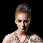 new version alloy luxury crown bride hair <b>jewelry</b> <b>wedding</b> crown rhinestone <b>jewelry</b> hoop