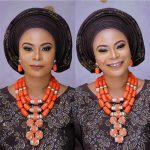 Beautiful Indian Bridal Coral Statement <b>Necklace</b> Set Wedding Nigerian Coral Beads <b>Necklace</b> Set Women <b>Jewelry</b> Set QW11477