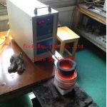 <b>Jewelry</b> <b>Making</b> Equipment High Frequency 220V 15KW 2kg Gold CAPACITY Induction Mini Melting Furnace