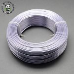 Aluminum Wire for <b>Jewelry</b> Design <b>Making</b> DIY, Lavender, 2mm in diameter, about 50m/roll