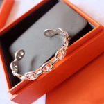 Brand Pure 925 Sterling Silver <b>Jewelry</b> For Women Steam Punk Lock Bangle Circle H bracelet <b>Wedding</b> <b>Jewelry</b> Party Luxury Bracelet