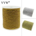 20Yards Two Tone Purl nylon Cord 5mm Chinese Knot Macrame Cord Thread Cord for DIY Necklace Bracelet <b>Making</b>