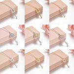 Tiff 100% 925 <b>Sterling</b> <b>Silver</b> Hollow Love Pendant Fashion Trends Necklaces Lock Pendant Girls <b>Jewelry</b> Gifts