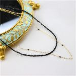 Layered <b>Necklace</b> Choker Customize Gold Filled Chocker <b>Jewelry</b> Handmade Vintage Collier Bijoux Femme <b>Necklace</b> for Women Collares