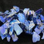 Kindgems Blue Emperor Imperial Barrel Beads Gems Stone Beads Strand Diy For <b>Jewelry</b> <b>Making</b> Women Casket Neckalce Accessories