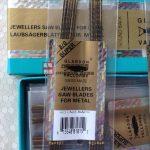 8/0 JEWELERS SAW BLADES,GLARDON VALLORBE SAWBLADES FOR <b>JEWELRY</b> <b>MAKING</b> TOOL&<b>JEWELRY</b> TOOL