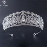 CC crowns tiaras hariband vintage hair ornaments luxury for bride wedding hair accessories engagement party crown <b>jewelry</b> HG568