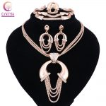 Fashion African Tribes Tassel <b>Jewelry</b> Sets Copper Alloy Beads <b>Jewelry</b> <b>Making</b> Women Necklace Earring <b>Jewelry</b> Set