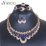 AYAYOO <b>Jewelry</b> Sets <b>Fashion</b> African Costume <b>Jewelry</b> Set Wedding Jewellery Sets For Women Nigerian Beads Necklace <b>Jewelry</b> Set