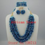 2016 Coral Bead Sets <b>Jewelry</b> Latest Design Nigerian Beads <b>Necklace</b> Set Bridal <b>Jewelry</b> Set Free Shipping HD327-3
