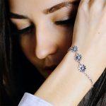 Tardoo 925 Sterling <b>Silver</b> <b>Bracelets</b> for Women Flower <b>Bracelets</b>&Bangles <b>Silver</b> Jewelry <b>Bracelet</b> femme homme Charm Pulseras 2018