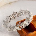 Full Circle Silver King Queen Tiara Crystal Round Imperial Medieval Crown <b>Wedding</b> Bridal Hair <b>Jewelry</b> For Bride Accessories T005