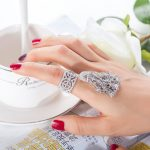 GODKI 925 <b>Sterling</b> <b>Silver</b> Luxury Mirco Pave Cubic Zirconia With Long Star Tassel Ring For Women <b>Sterling</b> <b>Silver</b> <b>Jewelry</b>