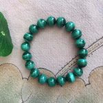 Natural Malachite Stone charm bracelet guardian stone of love bracelets bangle Women <b>Wedding</b> Valentine's Gift Crystal <b>Jewelry</b>
