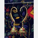 Original India Woman Earrings Ear-hook Arabia Nepal Golden Hippie Wind <b>Jewelry</b> DIY <b>Handmade</b> In Southeast India Bridal <b>Jewelry</b>