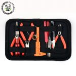 10Pcs DIY <b>Jewelry</b> <b>Making</b> hot Tool & Equipments Sets, with Wire-Cutter Plier, Round Nose Plier, Side Cutting Plier, Brass Rings