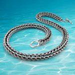 Free shipping!!! men brand jewelry new fashion Thai <b>silver</b> chain men's <b>necklace</b>,Restore ancient ways jewelry