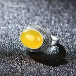 JIASHUNTAI Retro Thai Silver Rings Vintage 925 Sterling Silver <b>Jewelry</b> For Women <b>Handmade</b>