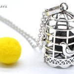 MCSAYS Viking <b>Jewelry</b> <b>Antique</b> Birdcage Pendant Link Chain Silver Color DIY Viking Special Design Necklace Mens Gifts 4SL