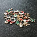 19PCS Mixed Christmas Hanging Ornaments DIY <b>Jewellery</b> Pendants Xmas Christmas Tree DIY <b>Decoration</b> Festival Holiday <b>Decoration</b>