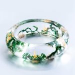 Resin Transparent Seashell Bracelets for Women <b>Handmade</b> Unique Bangles Pulseira Feminina Fashion <b>jewelry</b> Pulseiras