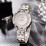 Luxury Watches Women 2018 Quartz Wristwatches Fashionable Women's <b>Bracelet</b> Watches Dress Watches relogio feminino <b>Silver</b> Clock