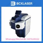 Multifunctional Vertical design YAG laser welding machine factory <b>supply</b> price for sale