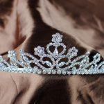 Elegant Flowers Tiaras Austrian Rhinestone Crystal Floral Crowns Bridal Wedding Party Brides Headband Fashion Hair <b>Jewelry</b>