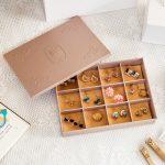 European Style Plastic <b>Jewelry</b> Storage Box Dressing Table Storage Organizer <b>Fashion</b> <b>Jewelry</b> Display Organizer Gift For Daughter