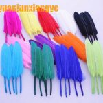 900Pcs/pack goose feather 7-12cm Mask <b>jewellery</b> craft dress shoes hat DIY <b>Decoration</b>