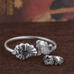 Gold Jewelry Line Wholesale Fine <b>Silver</b> <b>Bracelet</b> 990 Thai <b>Silver</b> Craft Archaize Style Every Year More Than A Suit