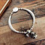 Designer Jewelry 100% 925 <b>Silver</b> Beaded Women <b>Bracelet</b> Pure <b>Silver</b> Strand <b>Bracelet</b> Bohemian Beads <b>Bracelet</b> Jewelry Gift