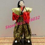 30cm Samurai Japanese humanoid Doll Restaurant <b>supplies</b> gift <b>jewelry</b> ornaments Home Furnishing Restaurant #3604