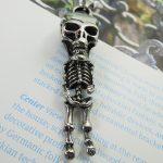 Skull Pendant for Men Women 316L Stainless Steel Pendant <b>Antique</b> Silver Biker <b>Jewelry</b> Wholesale Dropship gift