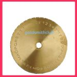FREE SHIPPING Engraver Fonts disc for Inside Ring Engraving Machine, dial engraver ring <b>making</b> tools letters disc