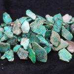 Kindgems Green Emperor Imperial Barrel Beads Gems Stone Beads Strand Diy For <b>Jewelry</b> <b>Making</b> Women Casket Neckalce Accessories