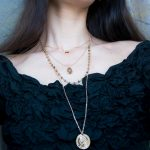 Necklace For Women Crystal Beads <b>Making</b> Layering Necklace Old Coins Coffee&Blue Necklace Fashion <b>Jewelry</b> 2018 For Girl NL15848