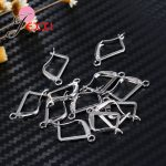 JEXXI Top Sell 200pcs/pack Promotion DIY Finding Earrings 925 Sterling Silver Women Best Gift for <b>Jewelry</b> <b>making</b>