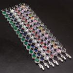 Perfect Gift Fashion Women <b>Bracelets</b> 925 Sterling <b>Silver</b> <b>Bracelet</b> 17.5cm Xmas Jewelry Merry Christmas