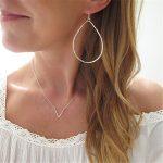 Customize Big Hoop Earrings <b>Handmade</b> Vintage <b>Jewelry</b> 14 Gold Filled Orecchini Brincos Pendientes Oorbellen Earrings for Women