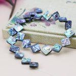 15mm Ethnic Chic cross 16inch Natural Abalone seashells sea shell loose beads diy <b>jewelry</b> <b>making</b> women girls gifts Design <b>making</b>