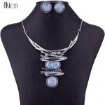 MS1504674 <b>Fashion</b> <b>Jewelry</b> Sets High Quality Necklace Sets For Women <b>Jewelry</b> Multicolor Resin Crystal Unique Design Party Gift