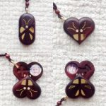 Free shipping – The Illusionist Locket Butterfly Pendant Necklace Print and Install Photo Frame Fashion <b>Jewelry</b> Women Pendants