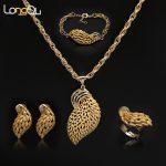 african beads <b>jewelry</b> set For Women Luxury Gold-color nigerian beads <b>necklace</b> <b>jewelry</b> set Exquisite wedding indian <b>jewelry</b> set