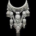 <b>necklaces</b> & pendants Bohemia Tassels <b>necklace</b> Retro Yunnan Ethnic exaggeration Miao <b>silver</b> Dance accessories Support wholesale
