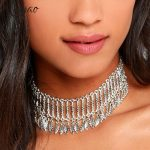 Bohemia Retro <b>Antique</b> Silver Color <b>Jewelry</b> Leaf Choker Necklaces & Pendants For Women National Statement Necklace F6300