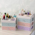 Cosmetic Storage Boxes Small Drawer type <b>Jewelry</b> Box Multifunction Desktop Sundries Storage Container Makeup Organizer <b>Supplies</b>